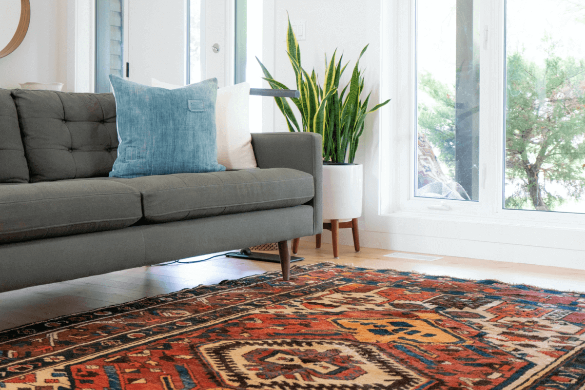 How to clean and freshen your carpets