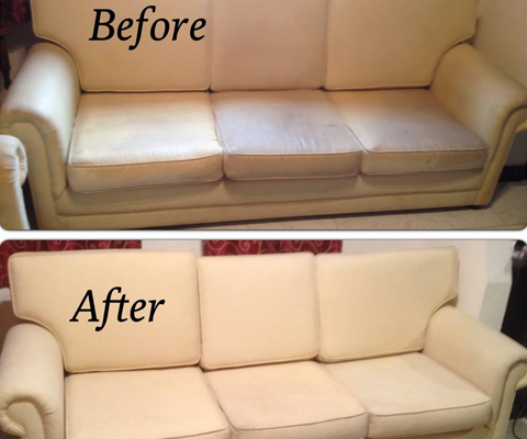 Sofa cleaning Rotherham